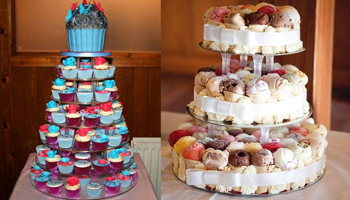 These 11 Amazingly Delicious Reception Cake Alternatives Will Make Your Guests Drool