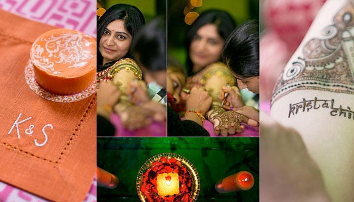 10 Amazing Ways Monograms Can Make An Indian Wedding Truly Memorable