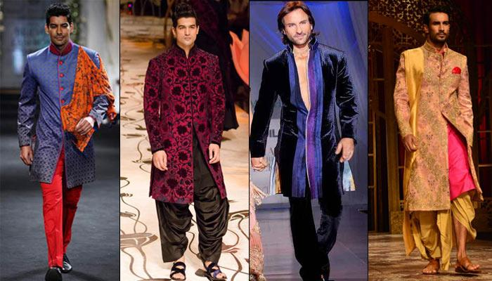 5 Super-Stylish Colour Combinations For Indian Grooms To Wear This Wedding Season