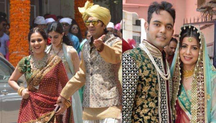 Inside Pictures Genelia At Her Brother S Wedding With Husband Riteish Deshmukh