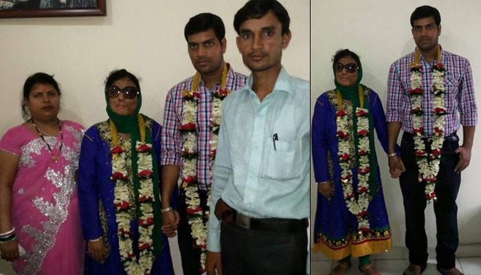 Inspiring Wedding Story: Acid Attack Survivor Sonali Mukherjee Ties The Knot