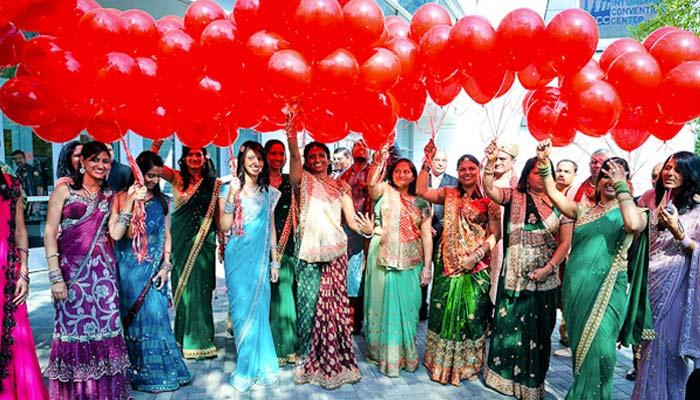 9 Incredibly Awesome Ways To Add Balloons To An Indian Wedding Decor