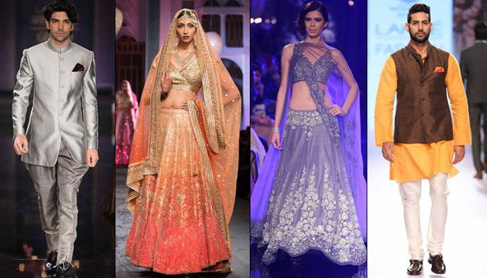 6 Most Stylish Non-Traditional Colours For Indian Brides And Grooms To Wear This Wedding Season