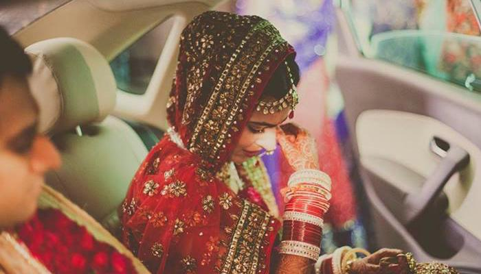 Nostalgic Moments That Make A Bride Cry On The Happiest Day Of Her Life