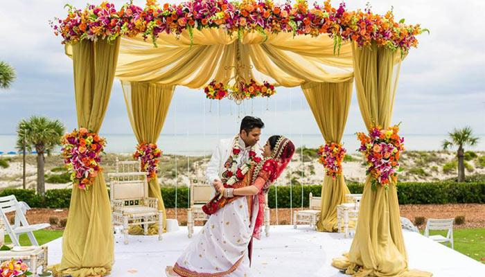 8 cool and fantastic ideas that will tempt you to have a daytime 8 cool and fantastic ideas that will tempt you to have a daytime outdoor wedding junglespirit Image collections