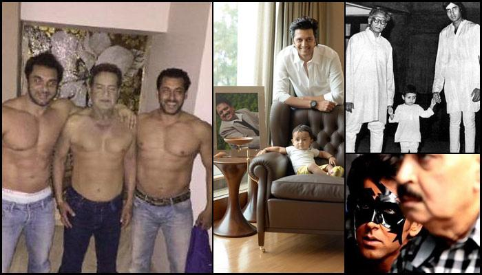 17 Bollywood Celebs With Their Sweet Father's Day Tributes Would Leave You In Awe