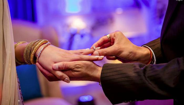 Reasons Why Couples Wear Their Engagement Rings On The