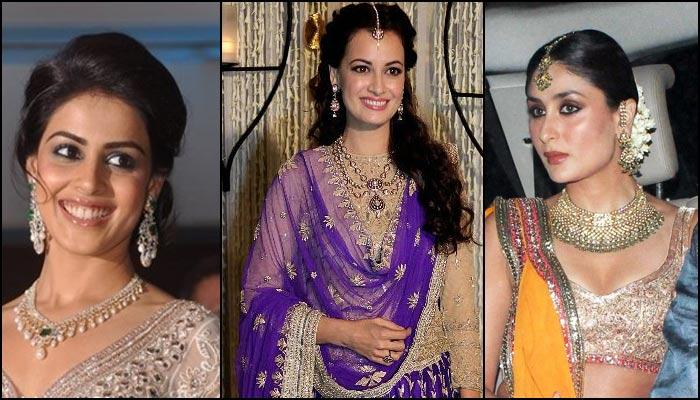 Be Beautiful Like These Bollywood Brides Stunning Hairstyle Page 1