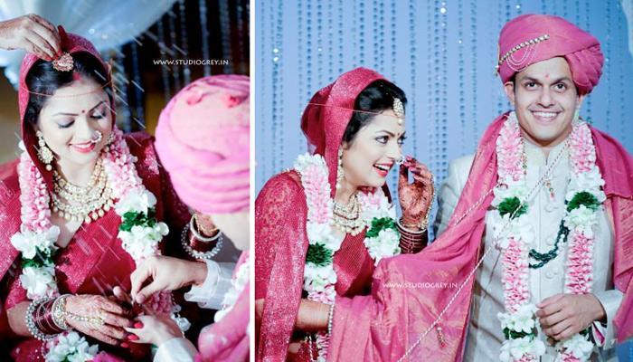 The Beautiful Wedding Story Of TV Actress Drashti Dhami And Neeraj Khemka