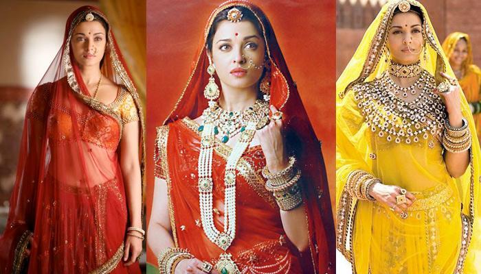 Steal This Look: Aishwarya Rai's Classic Mughal Bridal Look In Jodhaa Akbar