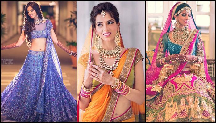 Superb Style Inspiration Indian Brides Can Steal From Nishka Lulla's Bridal Trousseau