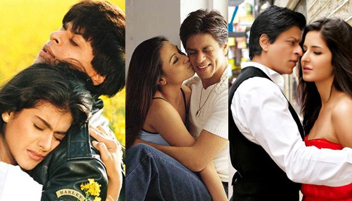 14 Love And Relationship Lessons You Can Learn From Shah Rukh Khan Movies