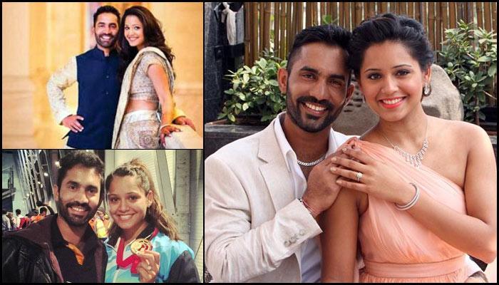 Indian Cricketer Dinesh Karthik And Squash Player Dipika Pallikal To Get Married Twice!
