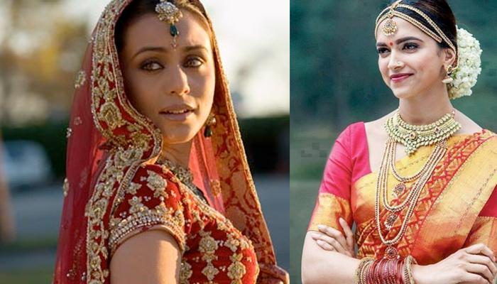 5 Gorgeous Bridal Makeup Styles From Beautiful On-Screen Bollywood Brides