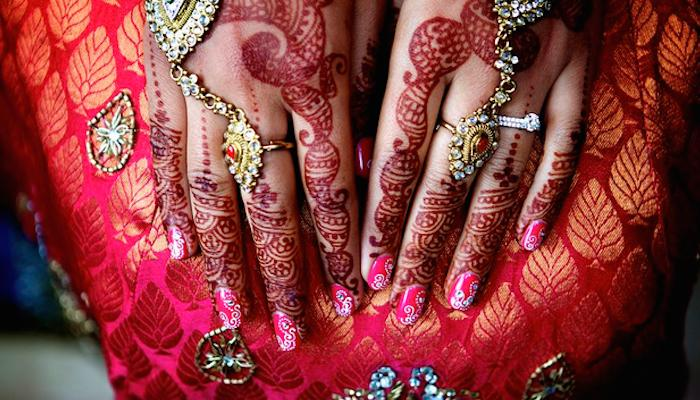 Top 10 Bridal Nail Colours For This Wedding Season Page 1
