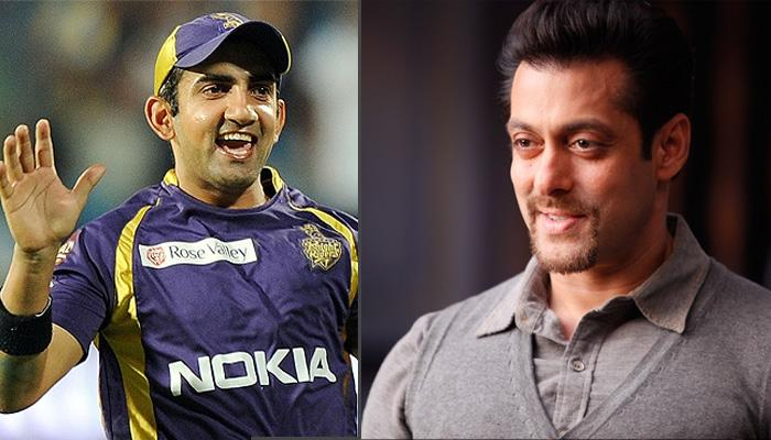 Cricket Meets Bollywood In Holy Matrimony: Salman Khan And Gautam Gambhir Will Become Relatives