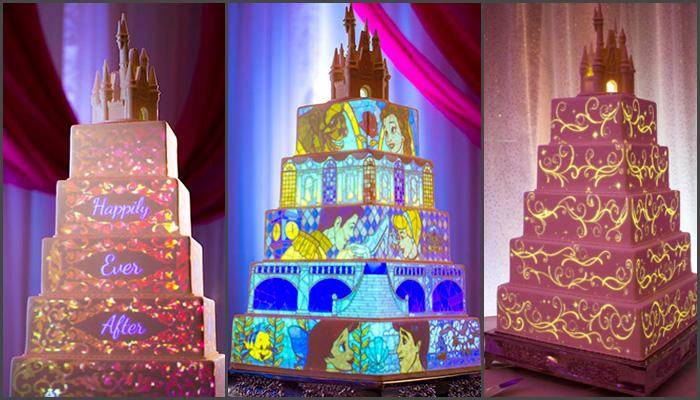 7 Fantastic Reasons To Have Projection Cakes At Your Wedding