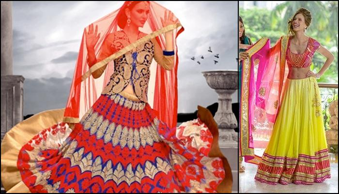 Stunning Wedding Lehengas Under Rs. 10,000 Every Bride-To-Be Will Fall In Love With