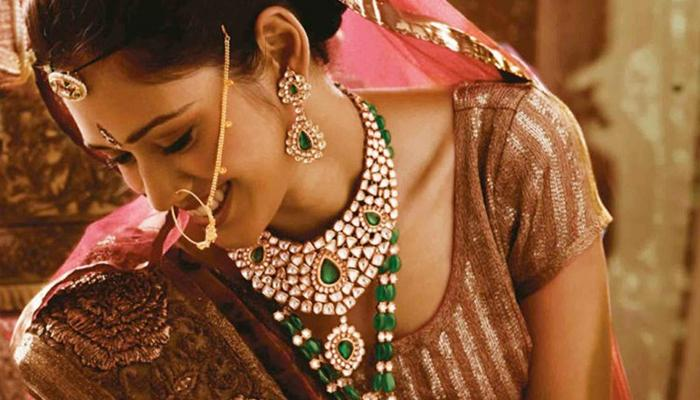 8 Best Bridal Jewellery Designers In India You Must Stalk For Your Wedding
