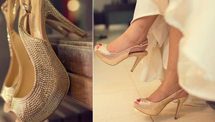 7 Types Of Gorgeous Shoes Every Bride Must Have In Her Trousseau