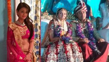 'Sasural Simar Ka' Fame Jyotsna Chandola Aka Khushi Is Married And We Just Got To Know About It