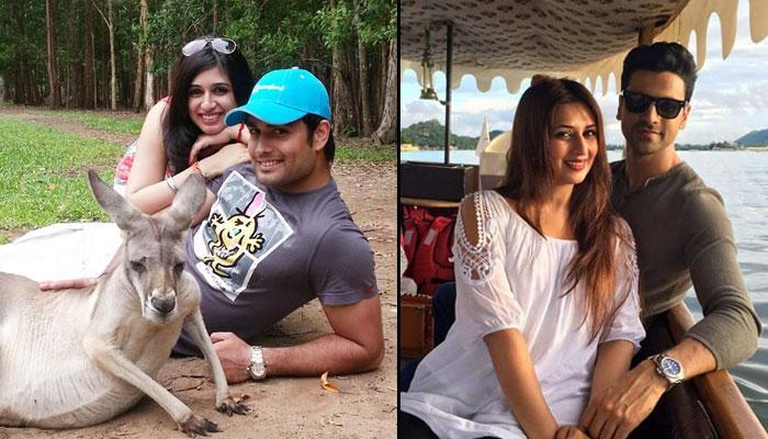 5 TV Celeb Couples And Their Gorgeous Honeymoon Destinations