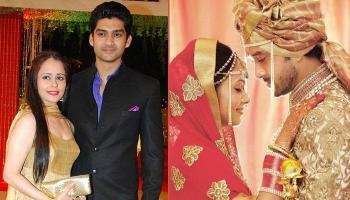 When Laado Did Go To His Des: Adorable Love Story Of Aditya Redij And  Natasha Sharma