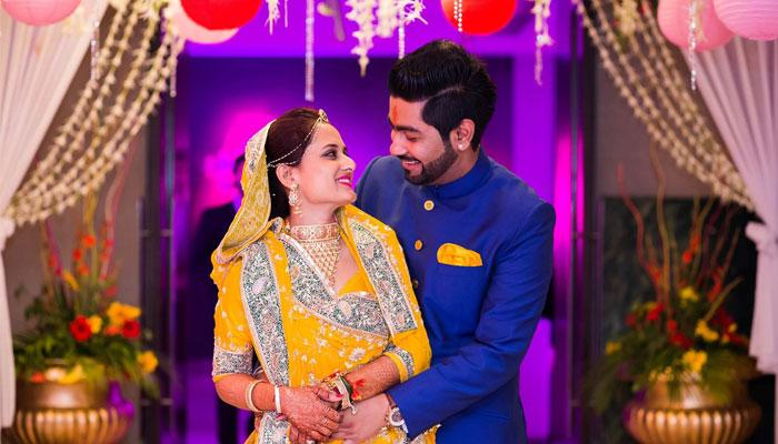 The 'Straight Out Of A Fairytale' Marwari Wedding Of Sonal And Shaleen