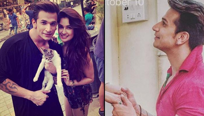 Prince Narula Confirms Dating Yuvika Chaudhary With This Picture That He Posted Online
