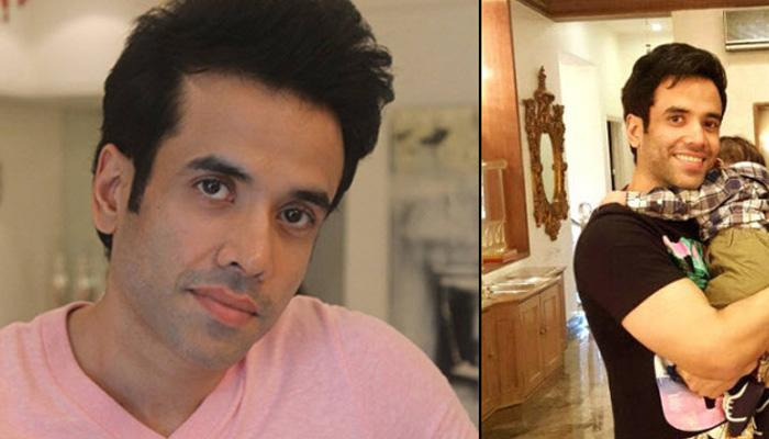 When Tusshar Kapoor Got Candid About His Son Lakkshya And Life As A Single Father