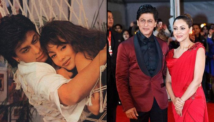 The Magical Love Story Of Bollywood's King Of Romance Shah Rukh Khan And Gauri Khan