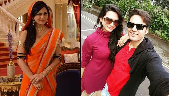 'Swaragini' Actress Akanksha Chamola To Tie The Knot With TV Actor Gaurav Khanna In November