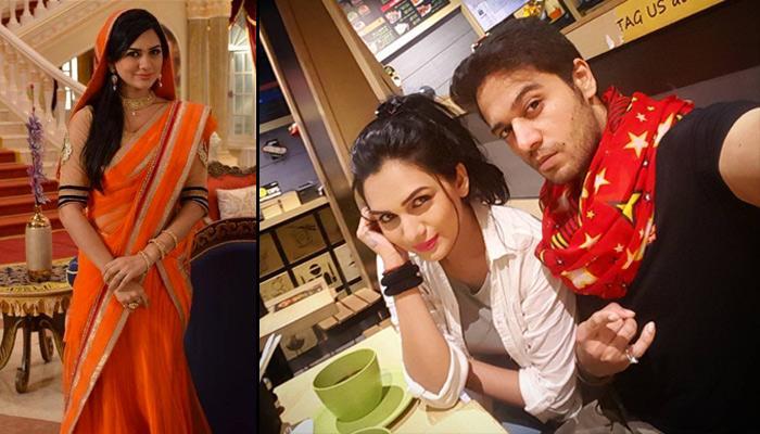 REVEALED: TV Actors Gaurav Khanna And Akanksha Chamola's Wedding Card