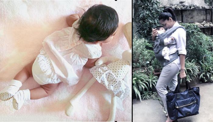 Shveta Salve Just Gave Us The First Look Of Her Daughter In This Magazine Shoot