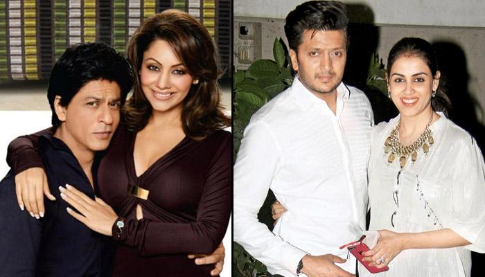10 Famous Bollywood Celebrity Couples And Their Stunning Then And Now Pictures