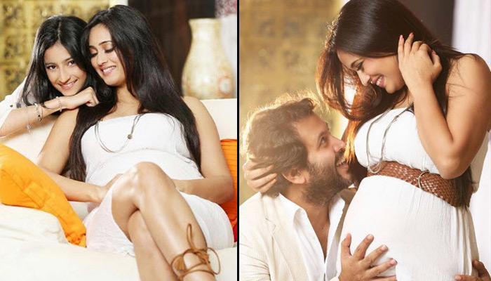 Shweta Tiwari's Maternity Photo Shoot Is What Every Preggers Couple Should Have
