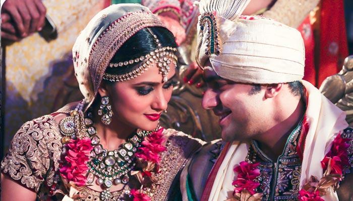 Stunning: The Lavish Venue Of This Big Fat Gujarati Wedding Was Built In 3 Months