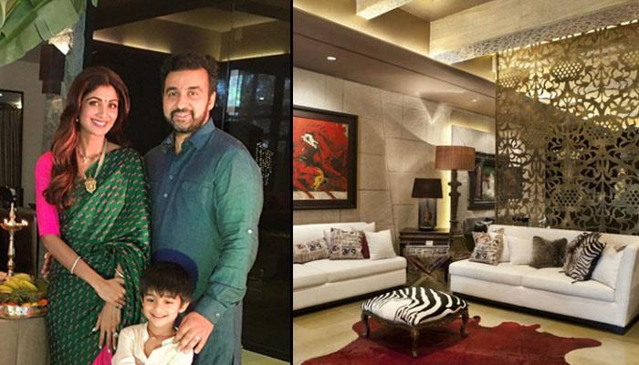 The Luxurious Seaside Bungalow Of Shilpa Shetty And Raj Kundra Will Make You Jealous
