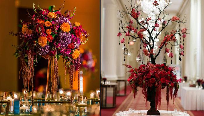 20 Magnificent Centrepieces To Make Your Wedding Decor Look Like A Million Bucks