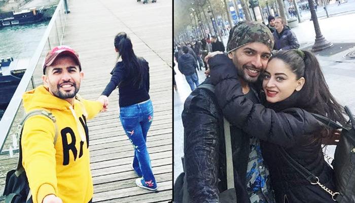 Jay Bhanushali And Mahhi Vij's Beautiful Vacation Pictures Are A Real Treat