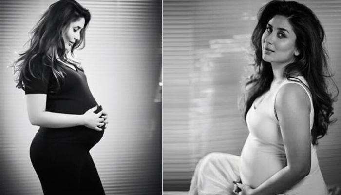 Kareena Kapoor Khan Looks No Less Than A Goddess In Her Maternity Photo Shoot
