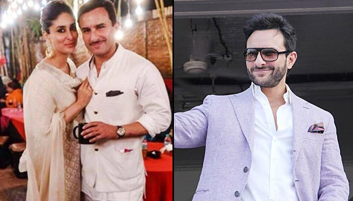Saif Ali Khan Has Bought The Most Royal Present For The Youngest Nawab Of The Family