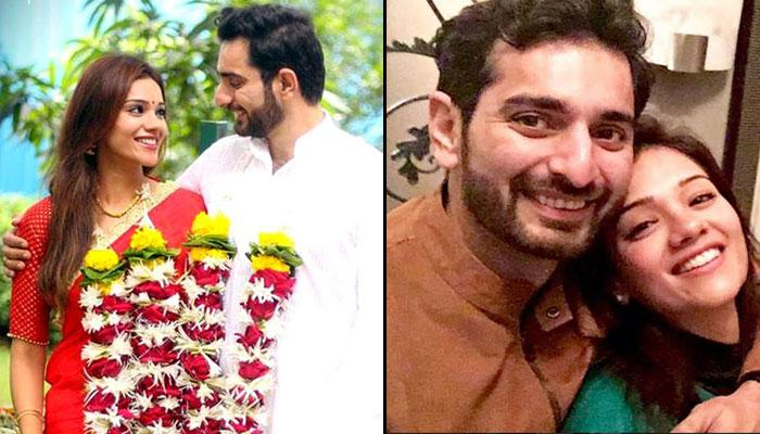 Megha Gupta And Siddhant Karnick Take Off For Their First Vacation Post Marriage