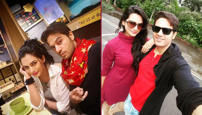 Exclusive Pictures And Videos From Gaurav Khanna And Akansha Chamola's Wedding Are Right Here!