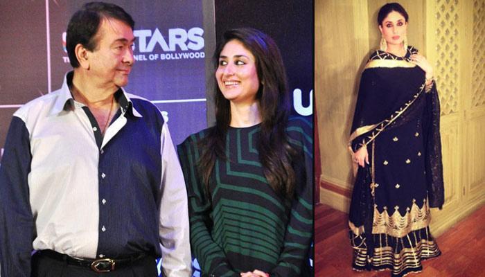 Excited Grandpa To-Be Randhir Kapoor Reveals Kareena Kapoor's Due Date