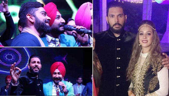Virat Kohli's Moves At Yuvraj-Hazel's Sangeet Will Make You Fall In Love With Him… Yet Again!
