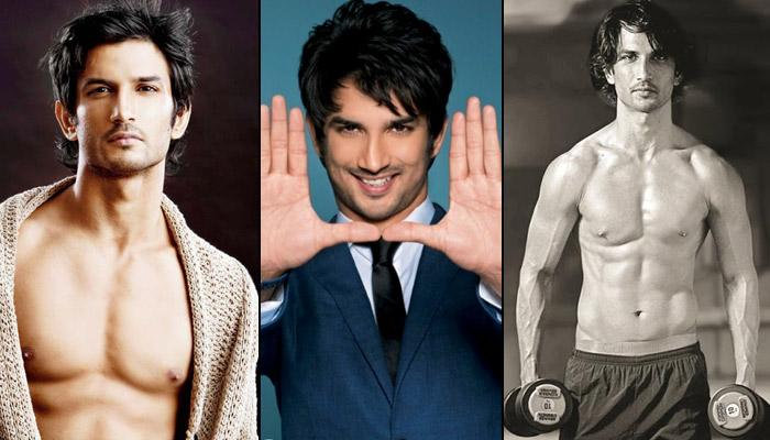 Unveiling The Secrets Behind Sushant Singh Rajput's To-Die-For Physique
