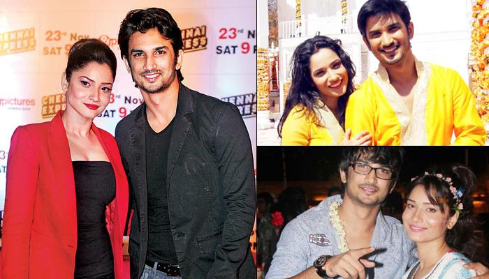 The Cutest Love Story Of Television's Adorable Couple Sushant Singh Rajput And Ankita Lokhande