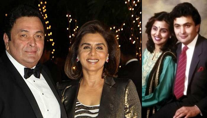Remembering Rishi Kapoor And Neetu Kapoor's Love Story, He Invited His Mom-In-Law To Live With Them