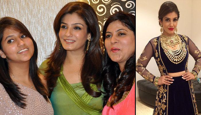 Raveena Tandon's Younger Daughter Chhaya To Get Married In Goa On January 25, 2016